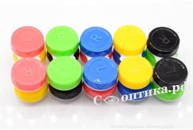Контейнер для контактных линз (10шт) №12 (58х23х14 мм)