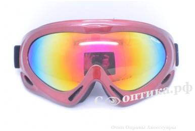 Горнолыжные POLISI P301 (красная)