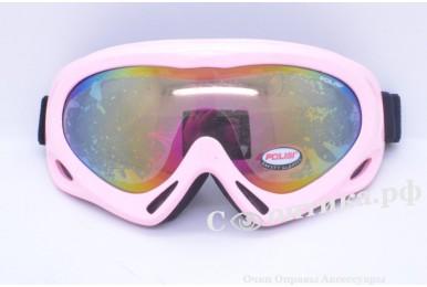 Горнолыжные POLISI P301 (розовая)