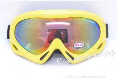 Горнолыжные POLISI P301 (желтая)