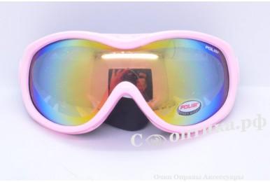 Горнолыжные POLISI P305 (розовая)