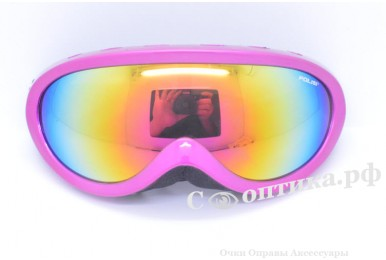 Горнолыжные POLISI P313 (фиолетовая)