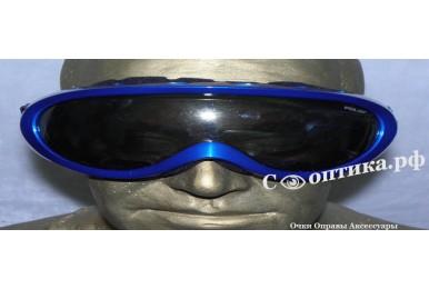 Горнолыжные POLISI P313 (синяя)