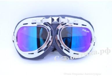 Горнолыжные POLISI P325 (синяя)