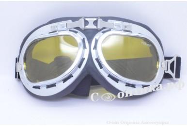 Горнолыжные POLISI P325 (желтая)